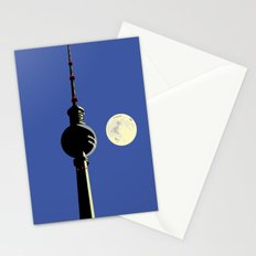 Berlin Moon Stationery Cards