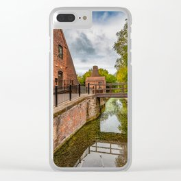 China Works Coalport Clear iPhone Case