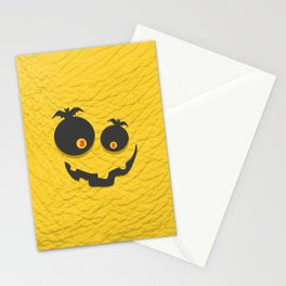 Scary Halloween Stationery Cards