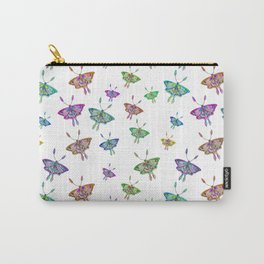 Butterfly Jungle Carry-All Pouch