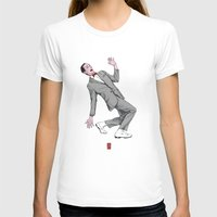 pee wee T-shirts featuring Pee Wee Herman #2 by Christian G. Marra