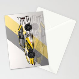 Opel Omega A Irmscher Evo 500 ATS DTM Touring Car Stationery Cards
