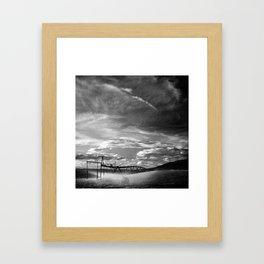 Irrigation Framed Art Print