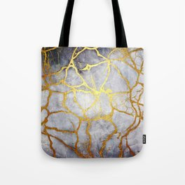 KINTSUGI  ::  Recognise Beauty Tote Bag