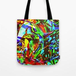 Fluid Painting 2 Tote Bag