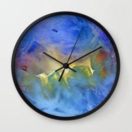 Any Colour You Like Wall Clock