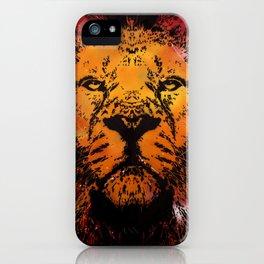 =RedLion= iPhone Case