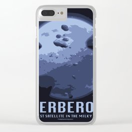 Visit Kerberos! Clear iPhone Case