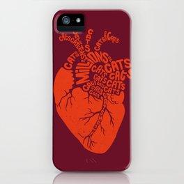 Anatomicat iPhone Case