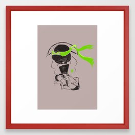 Don Atello Framed Art Print