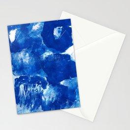 Bold Cerulean Stationery Cards