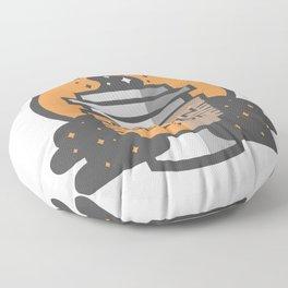Pumkin Spice Season Floor Pillow