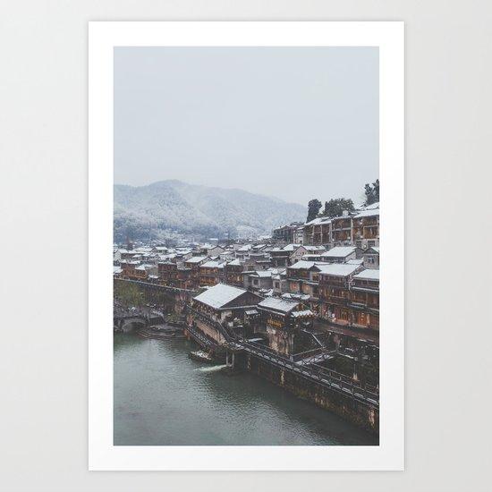 Fenghuang II Art Print