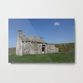 For Sale ~ Derelict Barn Metal Print