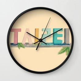 Taipei Wall Clock