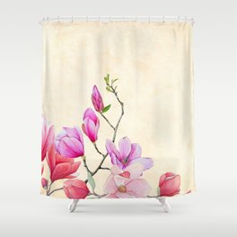 Floral Art    #2 Shower Curtain