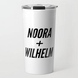 Noora+Wilhelm Travel Mug
