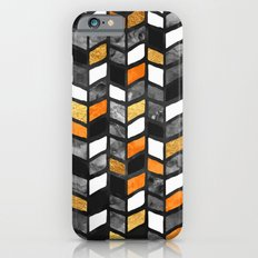 Fall Herringbone iPhone 6s Slim Case