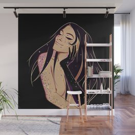 Opals and Topaz Wall Mural