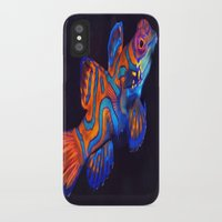 duvet cover iPhone & iPod Cases featuring AMAZING CREATURE DUVET COVER by aztosaha