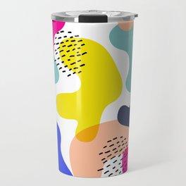 Fluorescent Adolescent Travel Mug