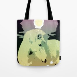 Popart horse Tote Bag