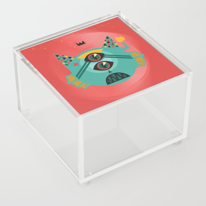 Fragments Acrylic Box