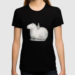 I LOVE CAPYBARA T-shirt