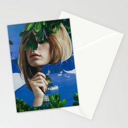 HaLong Girl Stationery Cards