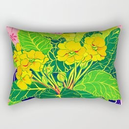 Primula Rectangular Pillow