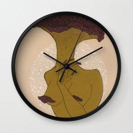 Chantarelle Wall Clock