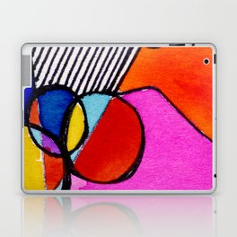 Magical Thinking 7A6 by Kathy Morton Stanion Laptop & iPad Skin