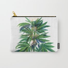 Cannabis Scientific Illustration Carry-All Pouch