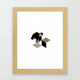 dreamer no.1 Framed Art Print