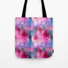 Spring floral paint 1 Tote Bag