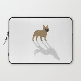Wild At Heart - Fawn French Bulldog Laptop Sleeve