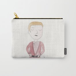 Kirk - Double Dumbass On You Carry-All Pouch