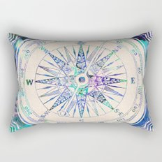 Follow Your Own Path Rectangular Pillow