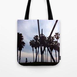 K Town Beach Tote Bag