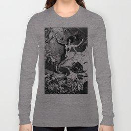 Aqueous by John Webb Long Sleeve T-shirt
