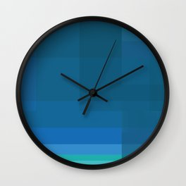 FiboFun 2 Wall Clock