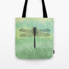 Dragonfly ~ The Summer Series Tote Bag