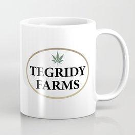 Tegridy Farms Logo Coffee Mug