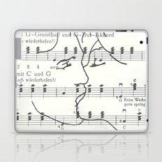 One last kiss Laptop & iPad Skin