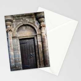 Edinburgh Mercat Cross Door Stationery Cards