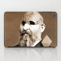 weird iPad Cases featuring Weird by Bakus