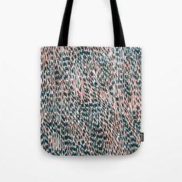 """TIGUE """"PEAKS"""" album art Tote Bag"""