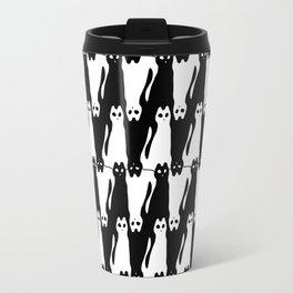 Meowstooth Travel Mug
