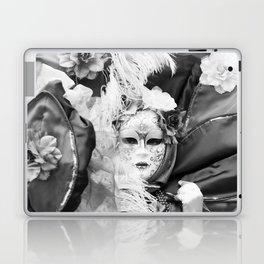 Venetian carnival mask D - Lady Nature Laptop & iPad Skin