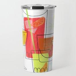 Swanky Summer Coolers Travel Mug